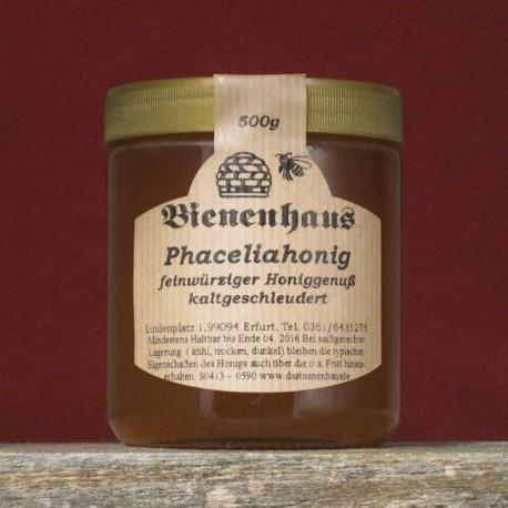 Phaceliablütenhonig